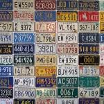 California DMV Offering Vintage Plates